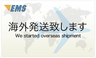abrAsusは海外発送に対応しているよ
