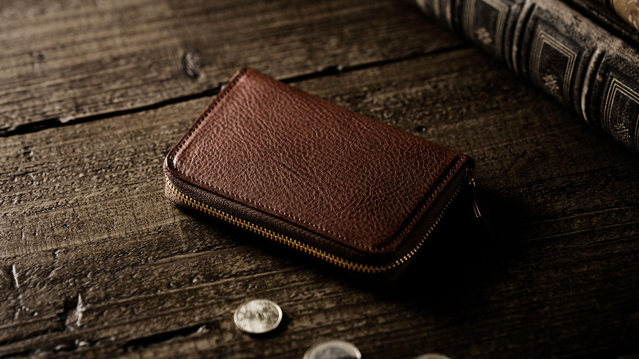 マルティーニクラブコインパースの小銭入れの画像