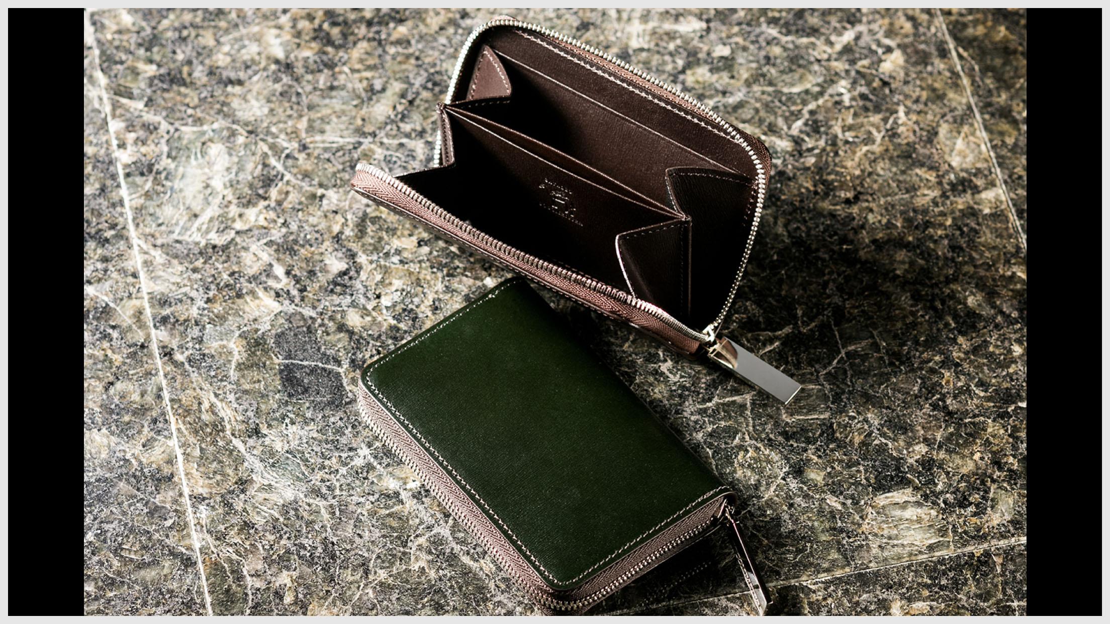 カヴァレオ ザワディの小銭入れの画像