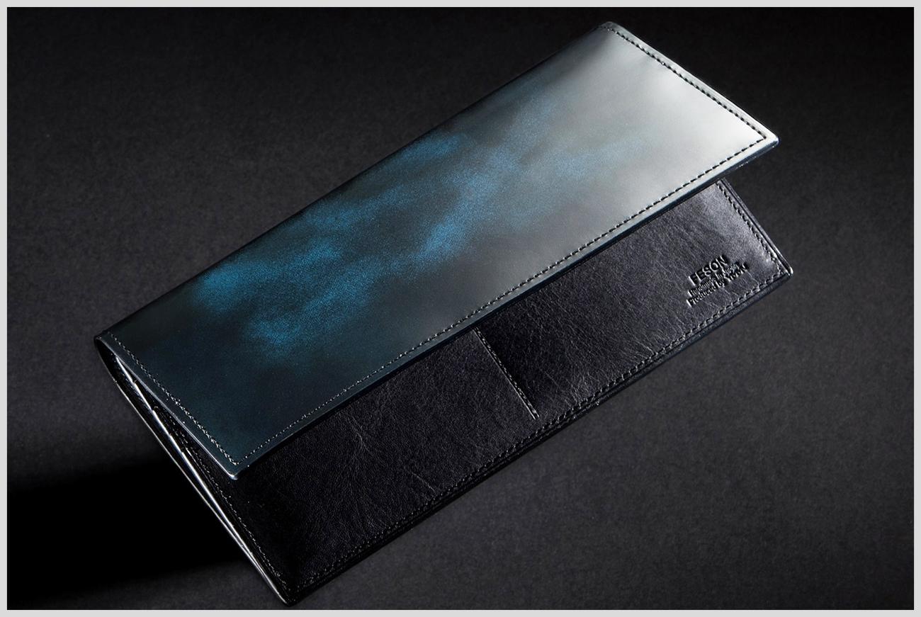 FESONのアドバンレザー長財布の画像