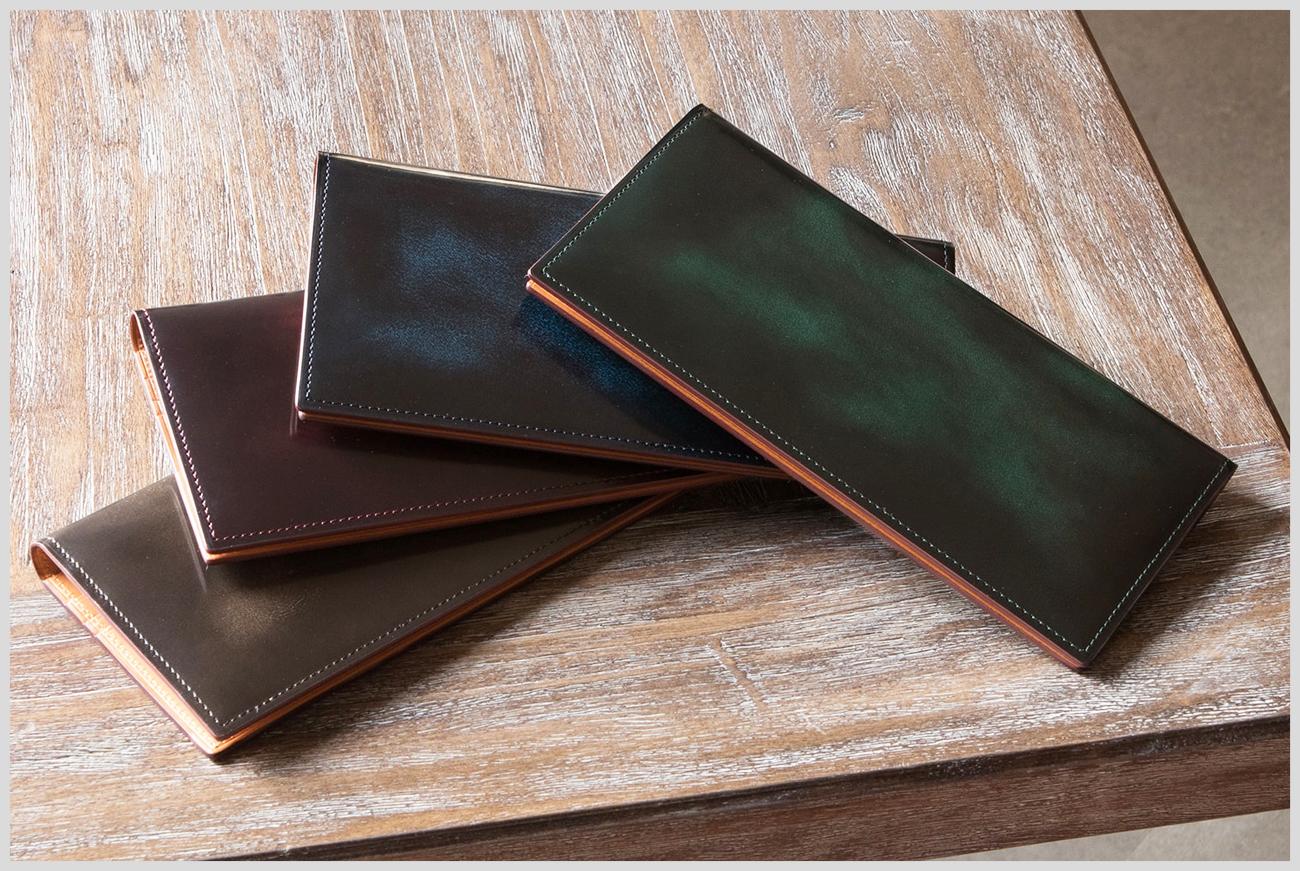 フェソンのアドバン長財布の画像