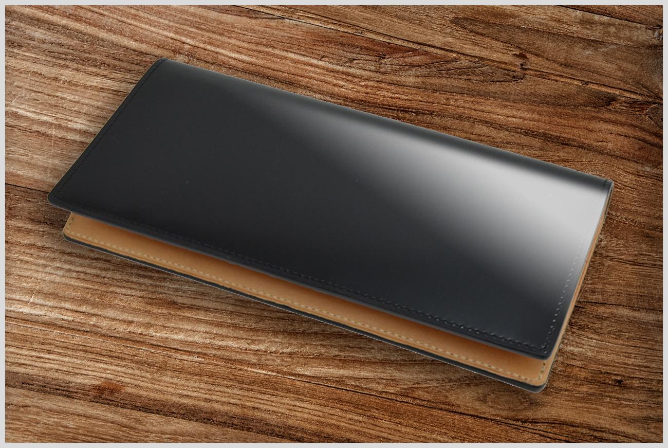 フライングホースの長財布の画像