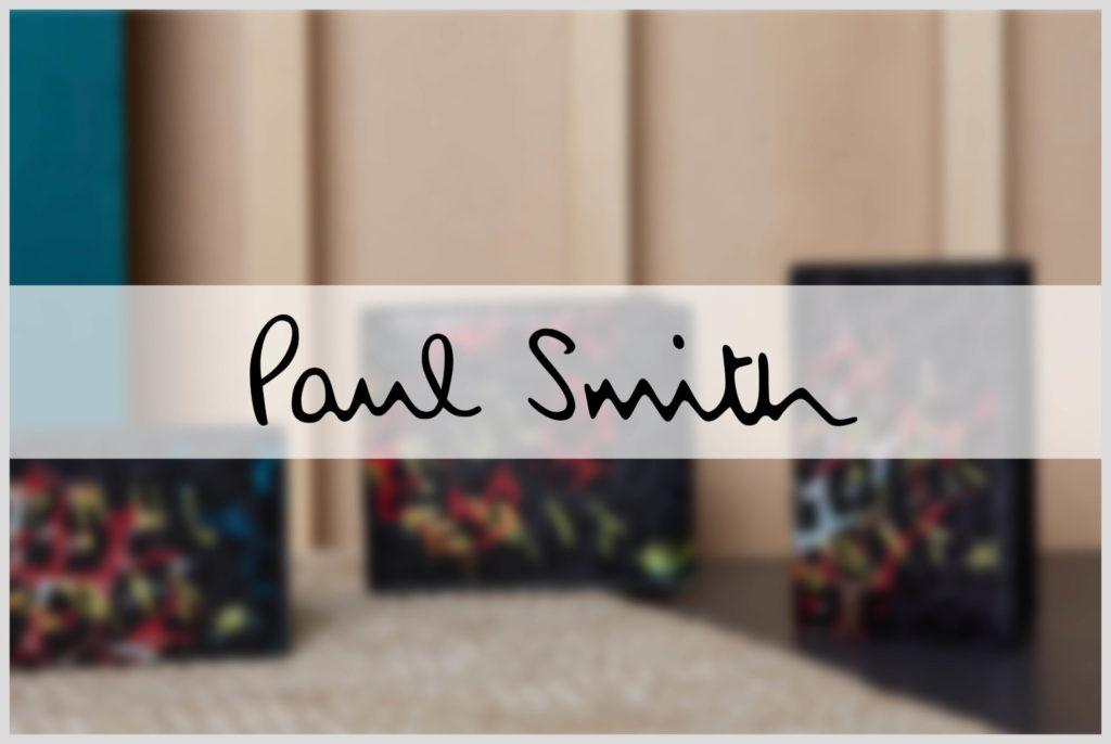 ポールスミスのロゴ