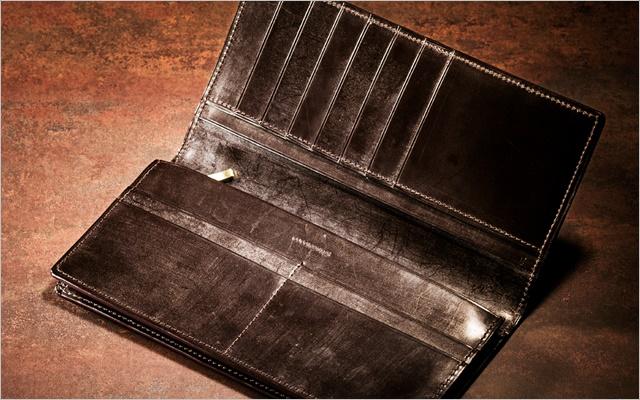 ジョージブライドルシリーズの長財布