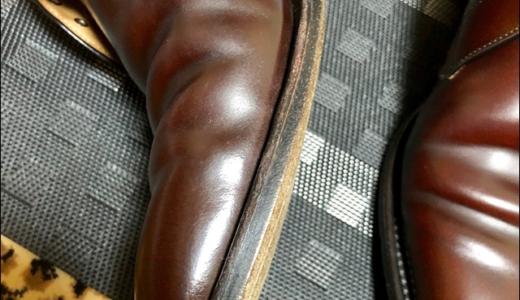 【レビュー】ブートブラックのコバインキで革靴をビシッとカッコよくしてみた!