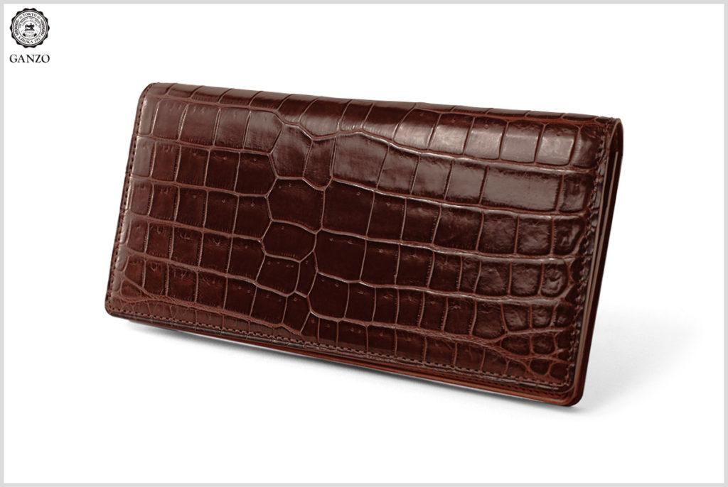 スモールクロコダイルの財布